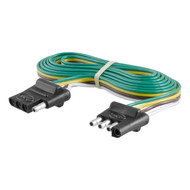 4-Way Flat Bonded Wiring Connector