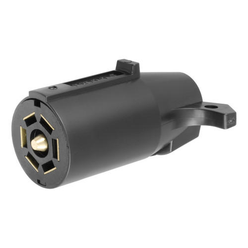 7-Way Round RV Blade Wiring Connector
