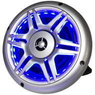 """6.5"""" Lighted LED Marine RV Speakers (Single Speaker)"""