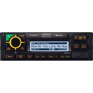 Jensen AM/FM/WB/iPod & iPhone ready/SiriusXM/Bluetooth Stereo