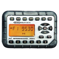Jensen Heavy-Duty Mini Waterproof AM/FM/WB Radio