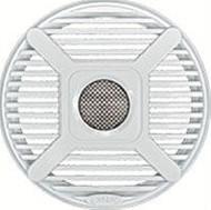 """Jensen 6.5"""" White Removable Hybrid Grill for MSX65, Pair"""