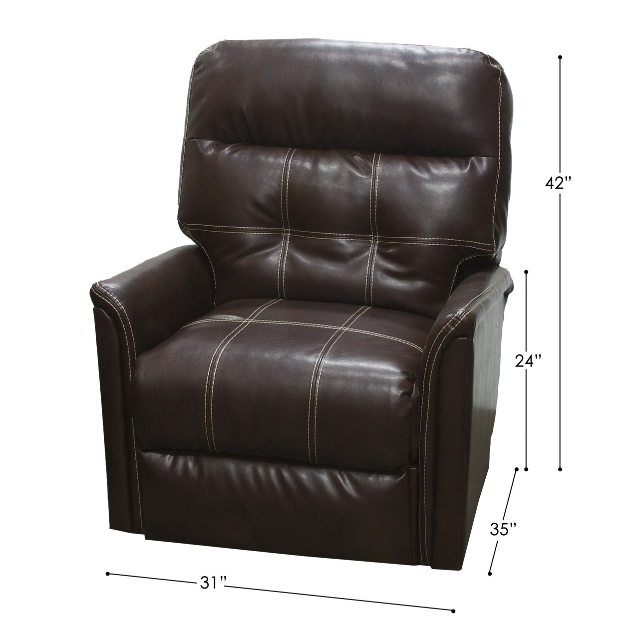 Fantastic Rocking Swivel Recliner Saddle Caraccident5 Cool Chair Designs And Ideas Caraccident5Info