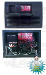 Inteli-Power® PD4135 AC/DC Distribution Panel & Power Converter with Built-In Charge Wizard