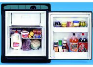 RV REFRIGERATOR 2-WAY 3.6 CUBIC FT FLUSH MOUNT STYLING SELF-VENTILATED
