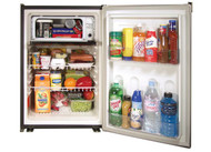 2 WAY FREESTANDING REFRIGERATOR/FREEZER SINGLE DOOR 3.1 CUBIC FT OF STORAGE SELF VENTING