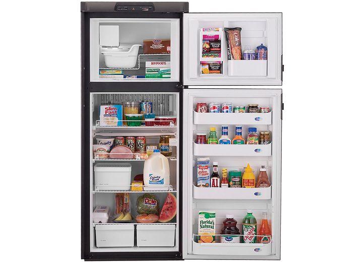 Dometic Rv Refrigerator >> Dometic Rv Refrigerator Dm2852lb Refrigerator Freezer 2 Way 8 Cu Ft Right Hand Double Door