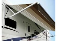 RV Power Awning System  STD Polar White