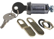 1-1/8IN KEYED COMPARTMENT LOCK, DELUXE
