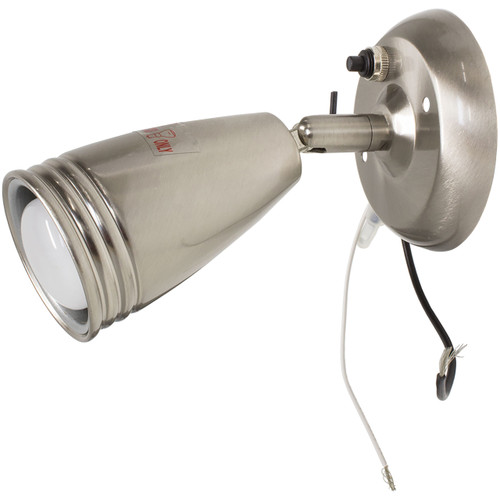 Reading Light - Satin Nickel