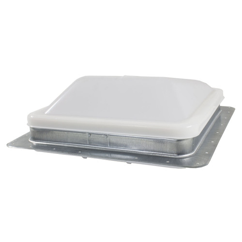 White RV Roof Vent Manual