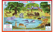 Savannah Safari Placemat