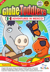 Adventures in Mexico DVD