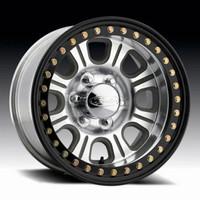 Raceline RT233 Monster 17x9.5 Beadlock Wheel 8x6.5