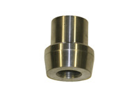"Weldable Tube Insert 1 1/4""-12"