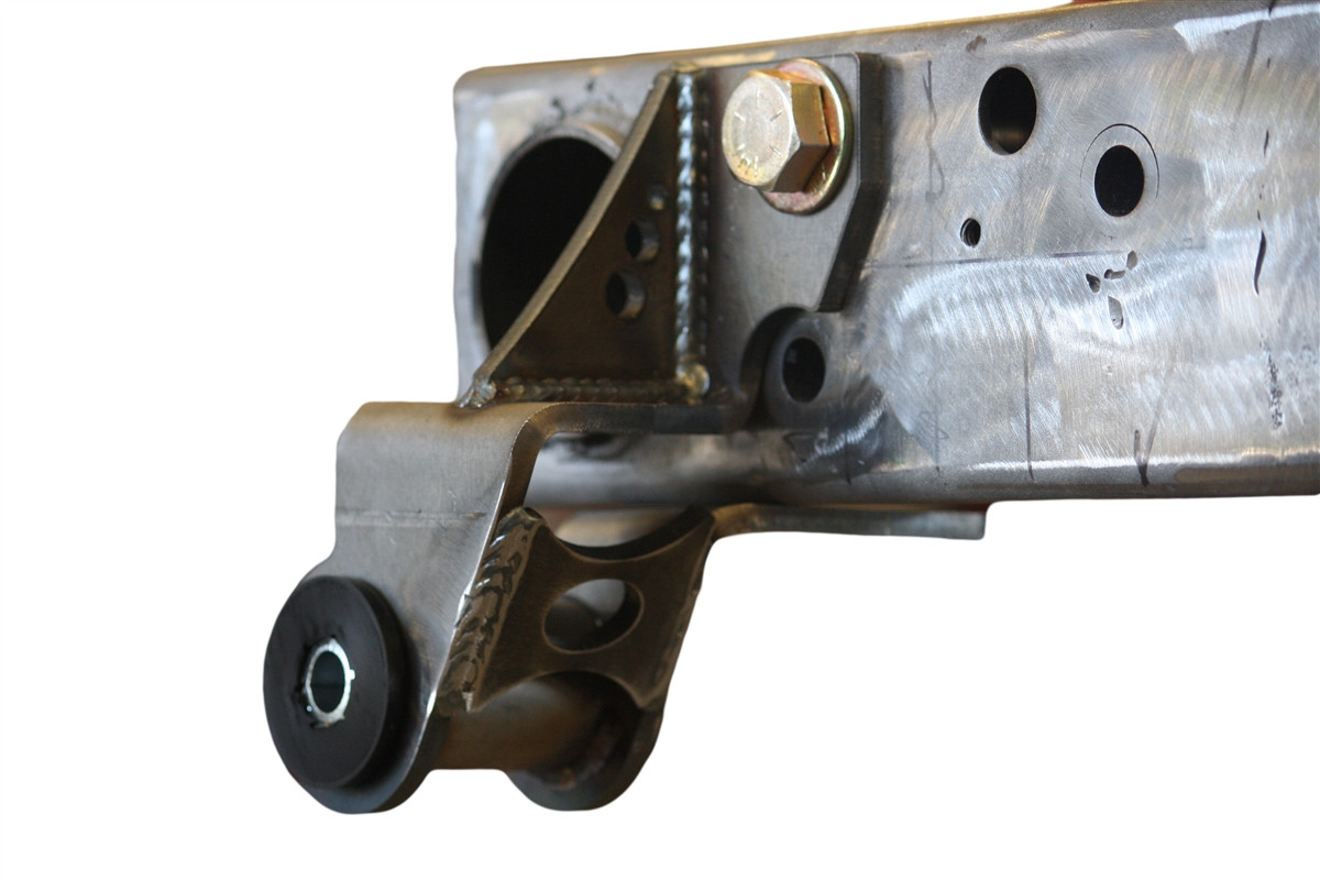 Jeep YJ Full-Width Axle Kit for Ford Front Axle