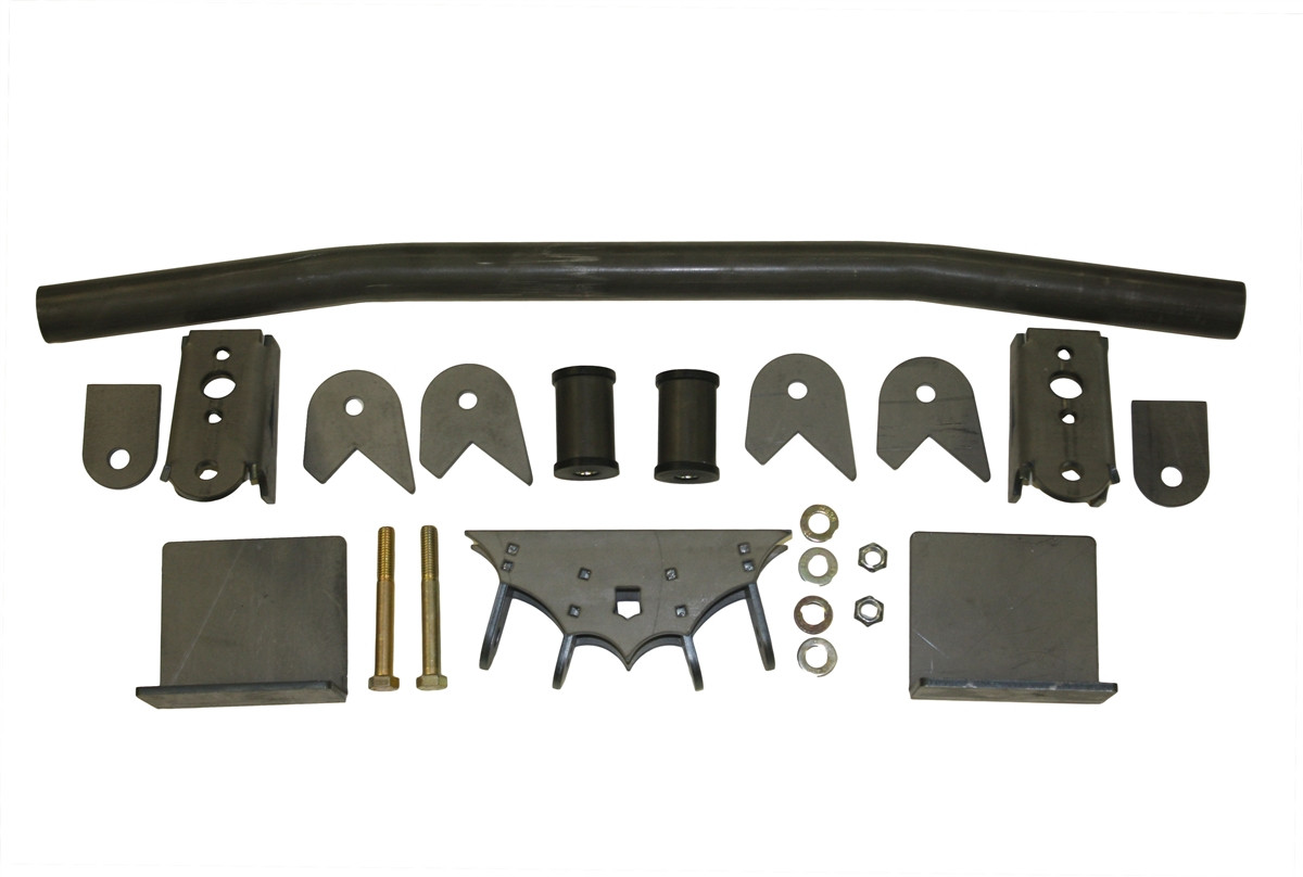 Double Triangulated 4-Link Crossmember Kit