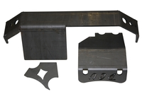 DCU Dana 60 Ford Front Truss Assembly w/PSC Ram Mount