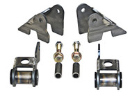Jeep YJ Full-Width Axle Kit for Dodge Front Axle