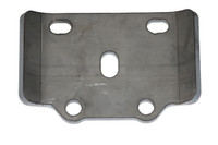 Heavy-Duty Chevy D60 U-Bolt plate