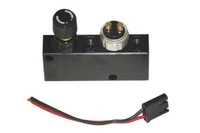Manual Adjustable Proportioning Valve/Distribution Block