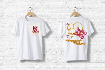 JY Graffiti T-Shirt