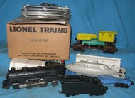 19142-500 Four Car Freight Set (7+/OB)