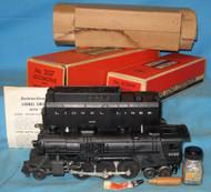 2037 Prairie Steam Locomotive w/ 6026W Tender (8/OB)