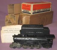 675 K-4 Pacific Steamer w/ 6466WX Tender (7/OB)