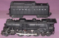 2037 Prairie Steam Locomotive w/ 6026W Tender (8)