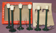 76 Boulevard Street Lamps: Set of Six (8/OB)