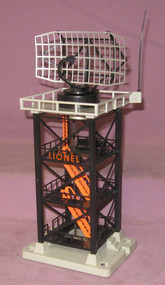 197 Rotating Radar Tower: Gray Top (7)