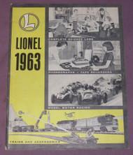 1963 Advance Consumer Catalogue (8+)