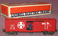 19805 Santa Fe Oper. Box Car (NOS)