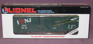 19909 I Love New Jersey Box Car (NOS)