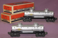 6465 Sunoco Two Dome Tank Car: Set of Two (7++/OB)