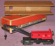 6560-25 Bucyrus Erie Crane Car (8/OB)