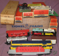 2285W Trainmaster Five Car Freight Set (8/OB)