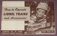 1955 How To Operate Lionel Trains and Accessories (7)
