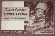 1955 How To Operate Lionel Trains and Accessories (8)