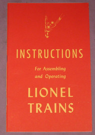 1947 Instructions For Assembling and Operating Lionel Trains (9)