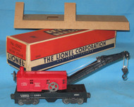 6560-25 Bucyrus Erie Crane Car: (7/OB)
