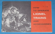1960 How To Operate Lionel Trains and Accessories (8)