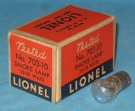 703-10 Individual Lamp (NOS)