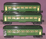 2440, 2440 & 2441 Three Car Passenger Set (7+)