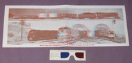 1948 3D Poster with Lionel 3D Glasses (9)