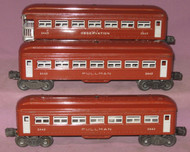 2442, 2442 & 2443 Three Car Passenger Set (7+)