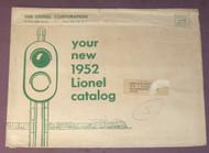 1952 Lionel Mailing Envelope #1 (7)