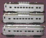 2432, 2432 & 2436 Lionel Lines Passenger Set (7)