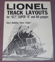 1962 - 1969 Track Layout Catalogue (8)
